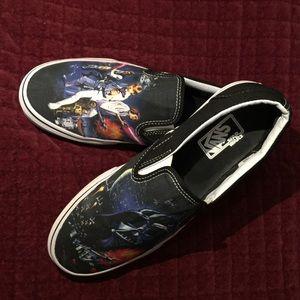 Vans Star Wars Classic Slip-On Shoes